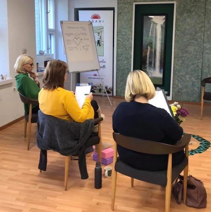 workshop valmennus
