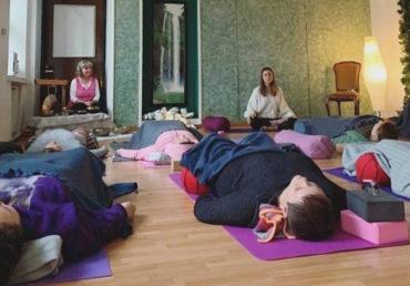 Yin&Äänimaljat workshop